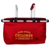 Image for Collapsible Iowa State Picnic Basket